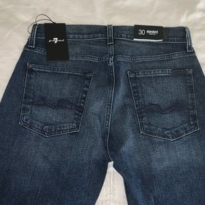 7 For all man kind brand- Jeans